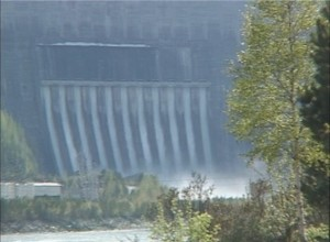 На  Саяно-Шушенской ГЭС завершен монтаж основных узлов  гидроагрегата №8