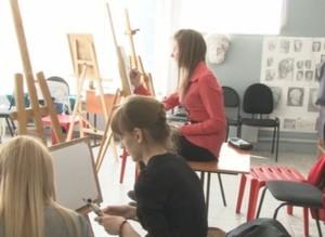 Учащаяся художественной школы «Колорит» стала дипломантом XI молодежных Дельфийских игр России