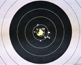 Самыми меткими оказлись стрелки ХПМЭС