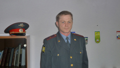 У Саяногорска появился новый начальник ГИБДД