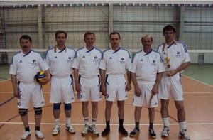 Волейболисты СШГЭС стали лучшими в Саяногорске