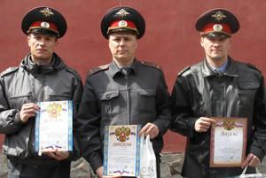 Саяногорский участковый стал лучшим в Хакасии