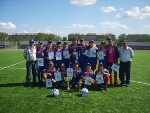 В Саяногорске стартуют 2 футбольных соревнования