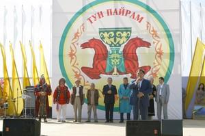 """Саяногорск участвует в """"Детском Тун Пайраме"""""""