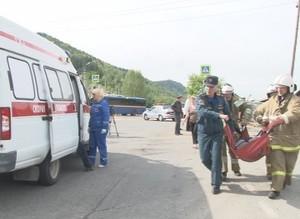 Появилась более подробная информации о состоянии пострадавших в Майнской аварии