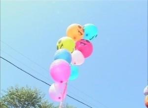 Саяногорск празднеут День защиты детей