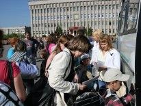 Дети металлургов Саяногорска проведут каникулы в оздоровительных лагерях