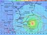 Появились уточненные данные по землетряению в Туве