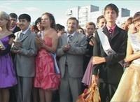 Выпускники Саяногорска прощаются со школой