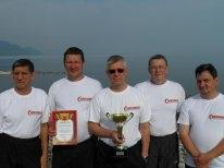 Команда СШГЭС заняла первое место в шахматном Фестивале