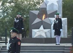 Саяногорск вспоминает начало Великой отечественной