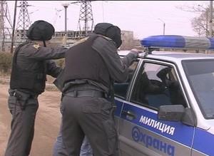 Сотрудники ППС Саяногорска задержали грабителя по горячим следам