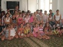 Дети Саяногорска познакомились с русской бытовой культурой прошлых веков