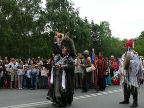 Саяногорск встречает «Чир Чайаан»