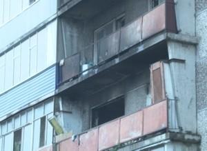 В Саяногорске из-за непотушенной сигареты загорелась квартира