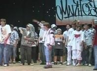 В Саяногорске завершился фестиваль молодежных культур «Manifest-2012»