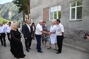РусГидро завершает ремонт поликлиники и спорткомплекса в  поселке Черемушки
