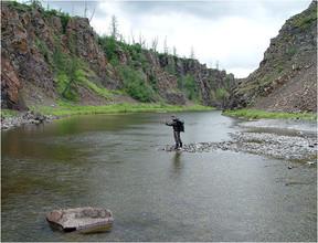 Ручей Изербель опасен для купания