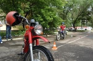 В Саяногорске еще одно ДТП с участием мопеда