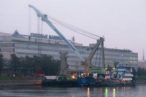 В Санкт-Петербурге отгрузили последнюю партию крупногабаритного оборудования для новых гидроагрегатов СШГЭС