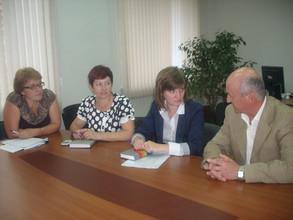 Налоговики и представители Многофункционального центра Хакасии обсудили перспективы