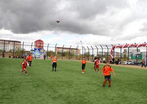 Саяногорск готов к открытию XIII республиканского фестиваля футбола