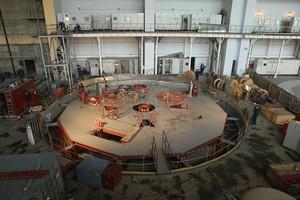 На Саяно-Шушенской ГЭС завершен монтаж основных узлов гидроагрегата №9