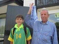 Старшее поколение Саяногорска выбирает спорт