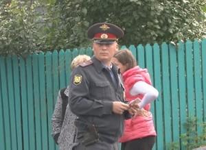"""Саяногорск голосует за """"Народного участкового"""""""