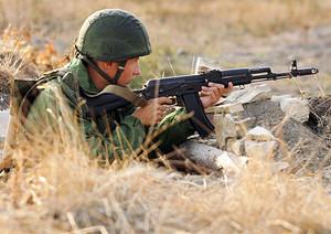 В Саяногорске прошли антитеррористические учения