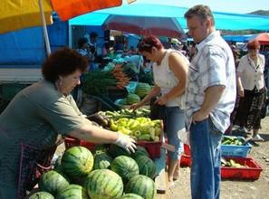 В Саяногорске будут проходить субботние сельхозярмарки
