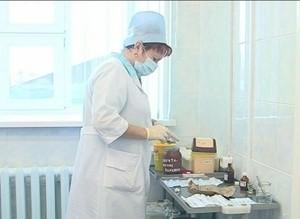 Юные саяногорцы прививаются от гриппа