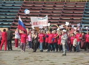 В Саяногорске завершилась I спартакиада старшего поколения