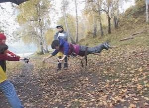 В Саяногорске прошел учительский турслет