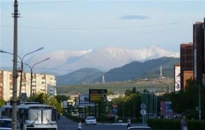 В День туризма в Саяногорске откроют новый автобусный маршрут