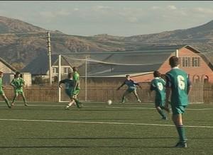 В Саяногорске стартует Чемпионат по мини-футболу