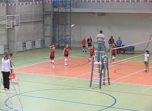 В Черемушках прошел фестиваль детского волейбола