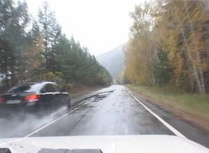 Рейды по дорогам Саяногорска дают ощутимый результат