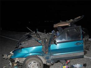 Еще один человек погиб в ДТП на трассе Саяногорск - Абакан