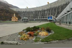 На СШ ГЭС началась плановая сработка водохранилища
