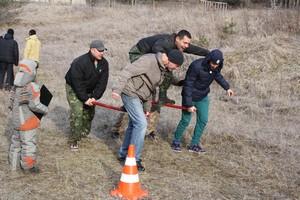 «Приключенческая гонка» русаловцев Саяногорска - без стрельбы не обошлось