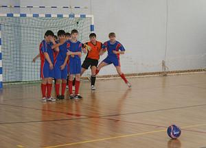 В Саяногорске пройдут игры Чемпионата и Первенства города по мини-футболу