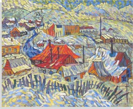 В выставочном зале «Чылтыс» Абаканской картинной галереи состоится открытие персональной выставки Сергея Бондина
