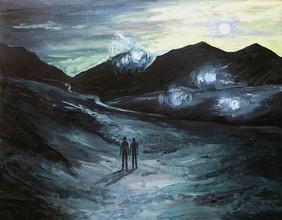 В Абакане откроется выствка работ «Долина грез»