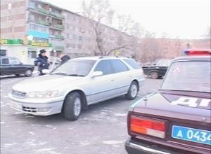 В Саяногорске участились случаи угонов авто