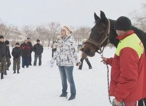 В школе№6 Саяногорска прошел необычный урок