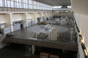 Гидроагрегат №1 Майнской ГЭС выведен в реконструкцию