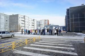 В Саяногорске прошел день памяти жертв ДТП