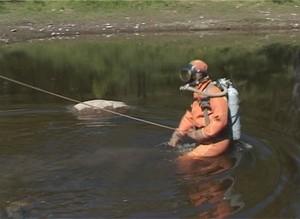 Спасатели на водах Саяногорска провели учения