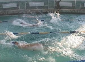 Саяногорские пловцы - победители Кубка Хакасии